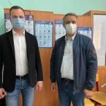 Александр Орлов проверил работу счетных участков в Дмитровском округе