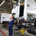 «Локомотивы роста»: на Горьковском автозаводе дан старт серийному производству автомобилей нового поколения