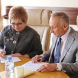 За чистые и понятные выборы: «Единая Россия» и Общественная палата Новосибирской области подписали соглашение о сотрудничестве