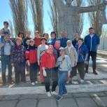 В поселке Светлый у памятника Неизвестному солдату посажено 40 саженцев туи и каштанов