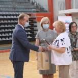 В Иванове подвели итоги реализации партийных проектов «Детский спорт», «Единая страна – доступная среда», «Здоровое будущее» за 2020 год