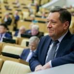 Андрей Макаров поблагодарил жителей региона за добросовестный, ответственный труд