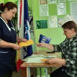 Жители Григорьевском сельском поселении принимают участие в предварительном голосовании «Единой России»