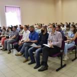 В Ленинском районе прошло обсуждение вопросов ЖКХ и ремонта дорог