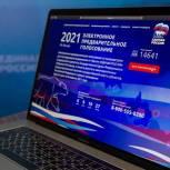 Более 40 тысяч кузбассовцев приняли участие в предварительном голосовании «Единой России»