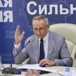 Андрей Панфёров: «Больше 118 тысяч зарегистрированных избирателей – это хороший показатель для Новосибирской области»
