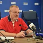 Сергей Горняков: Мы благодарим избирателей за ответственность и активность