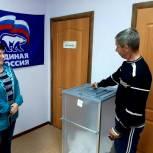 В Тихменевском сельском поселении Рыбинского района проходит предварительное голосование