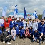 Единороссы Солнечногорска приняли участие в акции «Лес Победы»