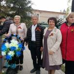 Старшее поколение: в Башмаково  9 мая состоялся торжественный митинг, посвященный 76-ой годовщине со Дня Победы в Великой Отечественной войне.