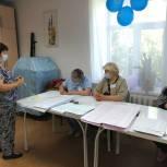 Жители муниципалитетов голосуют на счетных участках своих территорий