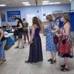 Жители Саратова активно принимают участие в предварительном голосовании «Единой России»