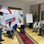 Хизри Шихсаидов посетил Молодежный ситуационный центр МГЕР по предварительному голосованию
