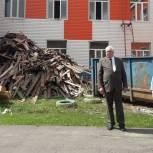 Павел Челпан проверил проведение ремонтных работ в школах округа