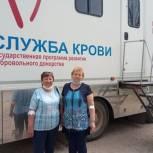 Акцию «Стань донором!» провело Сарпинское местное отделение Партии «Единая Россия»
