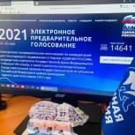 Завершилась регистрация избирателей на сайте предварительного голосования «Единой России»