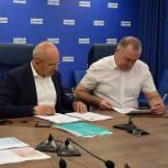 Николай Николаев подал документы для участия в предварительном голосовании «Единой России»