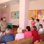 В селе Орлов Гай решаются проблемы школы и Дома культуры