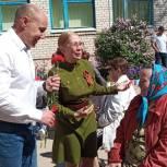 «Единая Россия» поздравляет жителей юга страны с Днем Победы