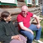 В деревне Зольниковой начались технические работы по ремонту водопровода