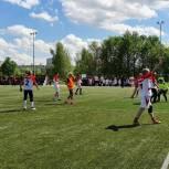 Единороссы провели футбольный турнир памяти героев Великой Отечественной войны