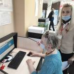 В Вологодской области «Единая Россия» помогла организовать уроки компьютерной грамотности для более, чем шести тысяч пенсионеров
