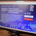 В Мурманской области свои голоса за  кандидатов от «Единой России» отдали  свыше 50%  зарегистрированных избирателей