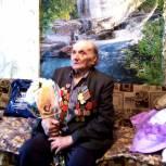 Кандидат предварительного голосование в Саратовскую городскую думу Вячеслав Тарасов поздравил Ветеранов с Днем Победы