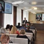Депутат «Единой России» получил наказ от кузбасского пенсионера