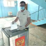 Люди выбирают тех, кто будет представлять их интересы в Госдуме и Народном Собрании – Тимур Саркаров