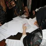 В Дагестане к 15:00 в предварительном голосовании «Единой России» приняли участие более 230 тысяч человек
