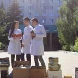 В Татарстане в рамках акции «Единой России» «Читай, страна» собрали более четырех тысяч книг