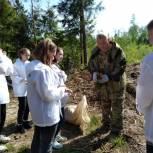 Чучковский район присоединился к акции «Сад памяти»
