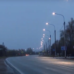 В четырех населенных пунктах Кораблинского района установили освещение