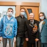 Линара Самединова поздравила более 600 Героев Великой Отечественной войны