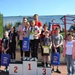 В Клепиковском районе провели спортивный фестиваль «Всей семьей в ГТО»