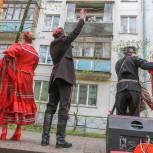 Более 40 концертов для ветеранов провели мобильные агитбригады в Одинцово