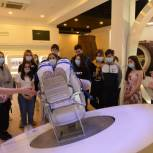 При поддержке «Единой России» около тысячи школьников впервые побывали в тематических музеях Самары