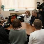 Владимир Жук присоединился к акции «Звонок Ветерану»