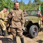 Александр Живайкин предложил участникам патриотического слёта «Моторы войны» сотрудничество с партийным проектом «Историческая память»