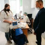 Тюменской поликлинике помогли приобрести дефибрилляторы для неотложной помощи