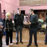 В рамках проекта партии «Единая Россия» отремонтирует Дом культуры «Анисовский»