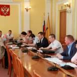 Городским депутатам предоставили список необходимой техники для более эффективного содержания областного центра