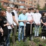 Более 600 дзержинцев приняли участие в акции «Лес Победы»