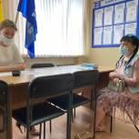 Алёна Аршинова ответила на вопросы новочебоксарцев в местной общественной приемной Партии