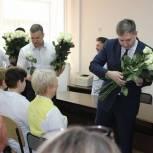 В Еврейской автономной области «Единая Россия» поблагодарила медсестер