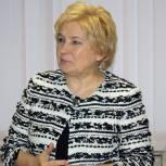 Лидия Антонова оценила удобство электронного голосования