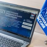 С начала предварительного голосования в Тамбовской области свой выбор сделали больше 55% избирателей
