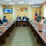 Дмитрий Исламов рассказал общественникам Междуреченска об итогах работы за пять лет
