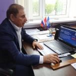 Игорь Исаев принял участие в предварительном голосовании